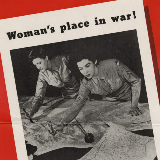 """Women's Place in the War"""