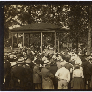 Eugene Debs Speech in Canton, Ohio
