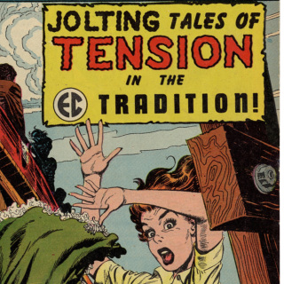 """Jolting Tales of Tension!"""