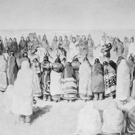 Ghost Dance and Wounded Knee Massacre