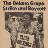 Delano Grape Strike and Boycott