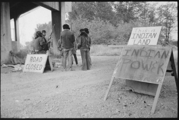 Native American Protest