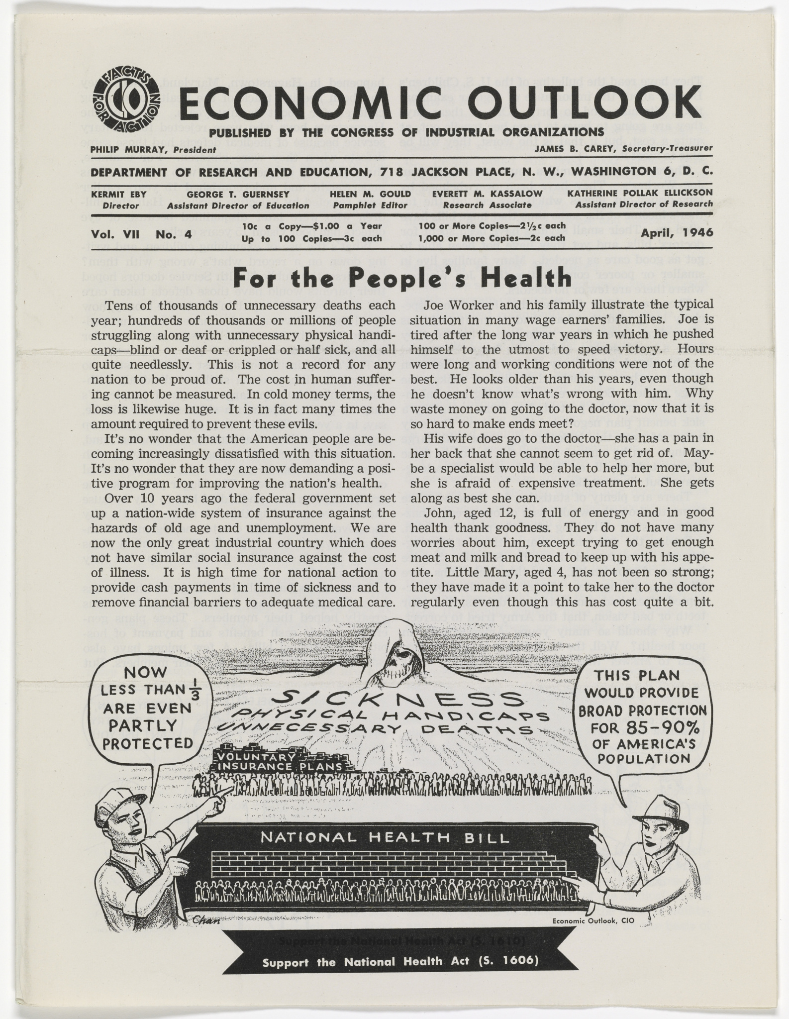 """For the People's Health"""
