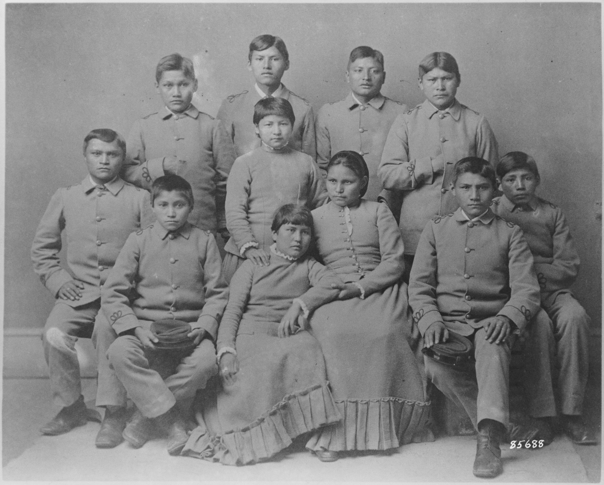 After Carlisle Indian School  Training
