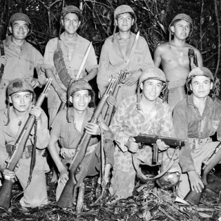 navajo code talkers and world war ii 1943 records of rights