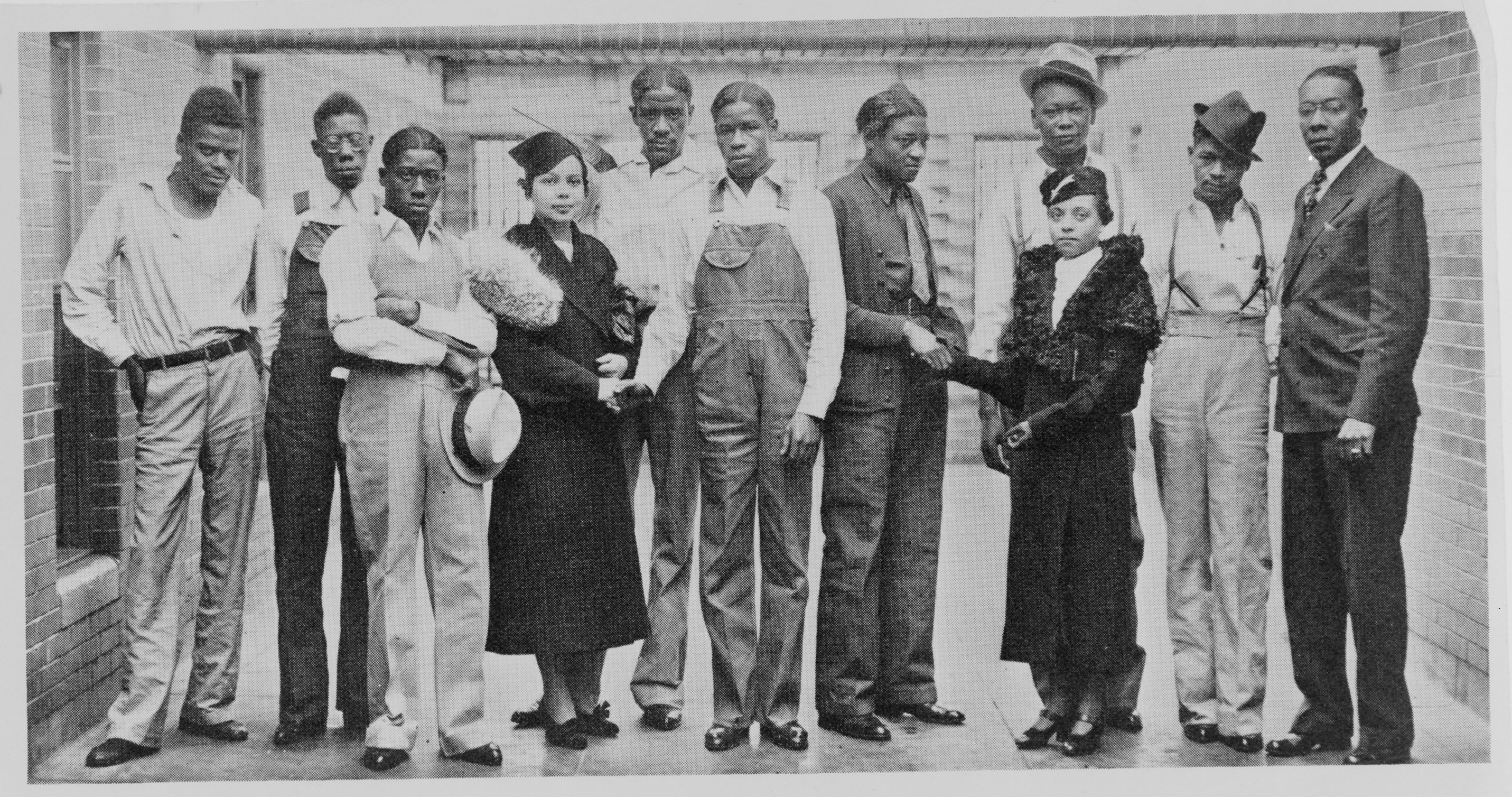 scottsboro boys trial essay The scottsboro boys, as they would become known, were the catalyst for the civil rights movement in the united states his is their story he scottsboro boys case began on march 25, 1931, when nine young black men.