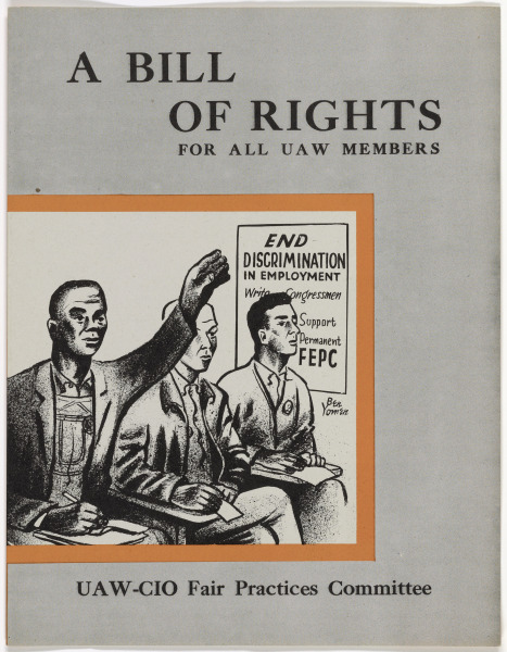 """A Bill of Rights for all UAW Members"""