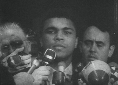 Mohammad Ali's Fight for Justice